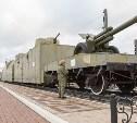 В бронепоезде «Тульский рабочий» открылась новая экспозиция