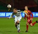 «Арсенал» — «Краснодар»: боевая ничья 0:0