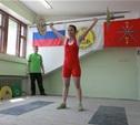 В Туле прошел командный чемпионат области по тяжелой атлетике