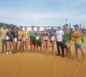 В Донском разыграли первенство ЦФО по пляжному волейболу