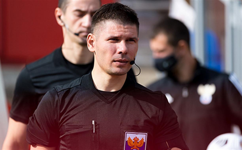 Встречу «Арсенала» с «Зенитом» рассудит Евгений Кукуляк
