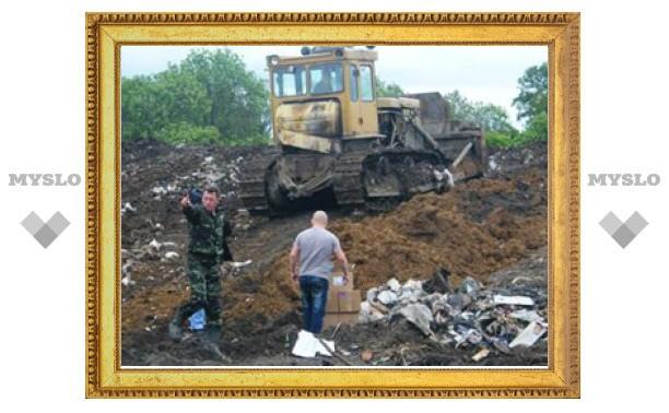 В Туле уничтожили опасную для здоровья детей кашу