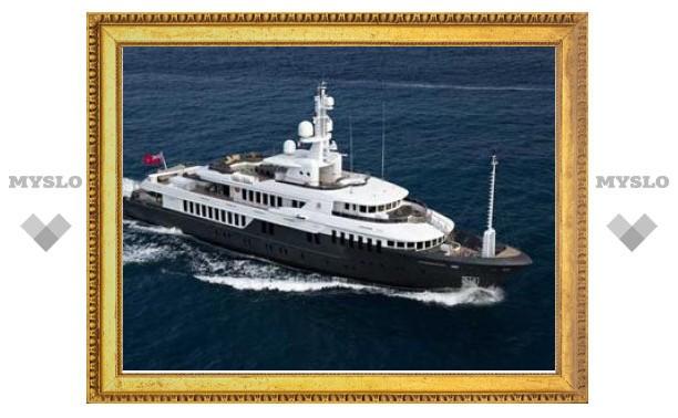 Медведеву купили яхту