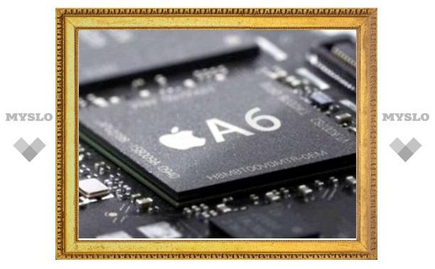 Apple не доверила Samsung производство процессоров для нового iPhone