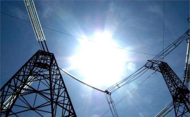 Тульская область заняла пятое место по объёмам потребления электроэнергии в ЦФО
