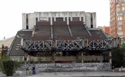 Проект застройки участка, где располагался бывший кукольный театр, будут дорабатывать