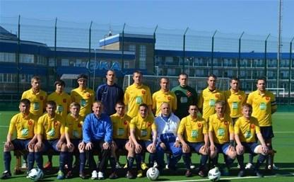 Футболисты «Алексина» стали лидерами регионального чемпионата