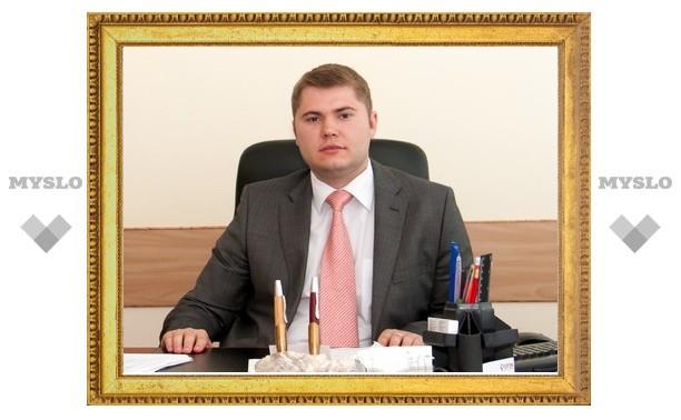 Андрей Спиридонов стал министром Тульской области