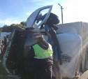 ДТП под Тулой на автодороге «Крым»: есть погибшие