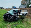 Смертельное ДТП с автомобилем каршеринга под Тулой: опубликованы фотографии с места происшествия