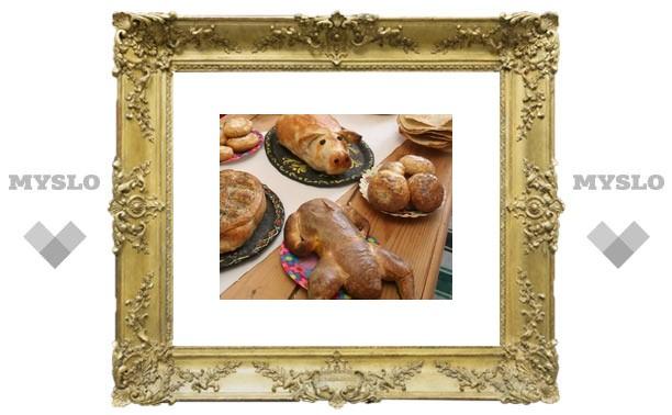 Хлеб из ваты