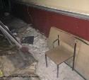 В Тульской области при обрушении старого балкона пострадал ребёнок