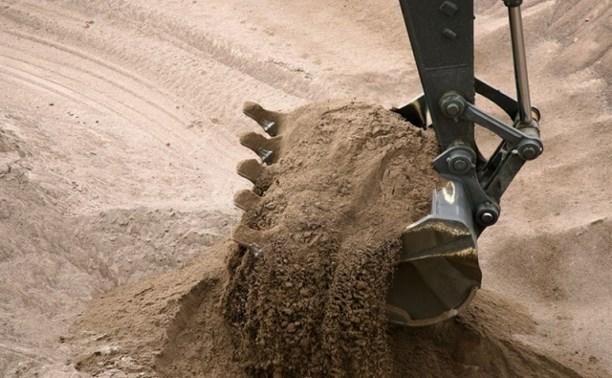 На Оке выявили незаконную добычу песка и гравия