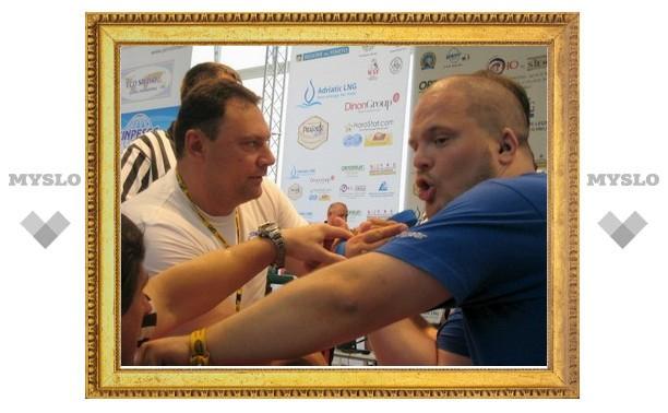 Тульские армспортсмены – лучшие в России!
