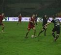 Тульский «Арсенал» начал встречу с владивостокским «Лучом-Энергией»