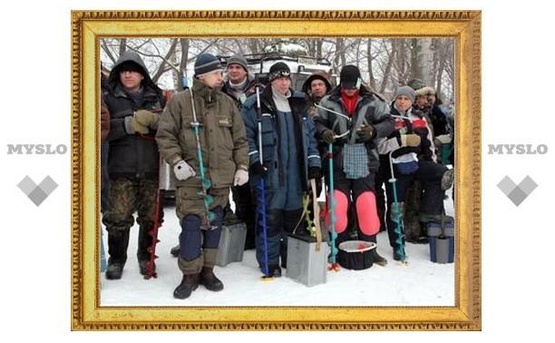 В Новомосковске Тульской области определили лучших рыбаков