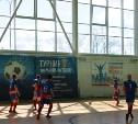 В Ефремове футболисты почтили память майора ФСБ Олега Морозова