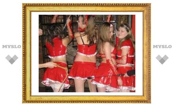 Откровенные фото туляков с закрытых вечеринок (18+)