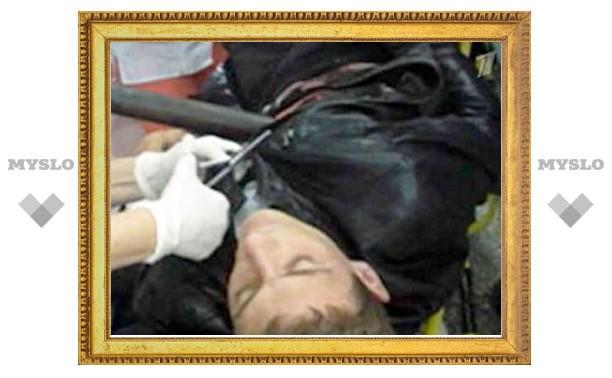 Из грудной клетки жителя Кубани успешно извлекли водопроводную трубу