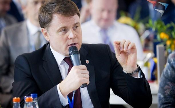 Владимир Груздев: «Бизнес испугался санкций? Бросьте!»