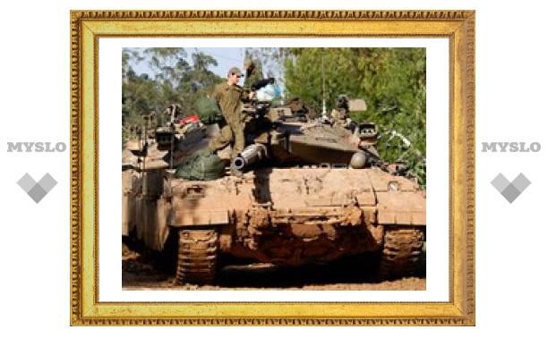 Третий день операции в секторе Газа