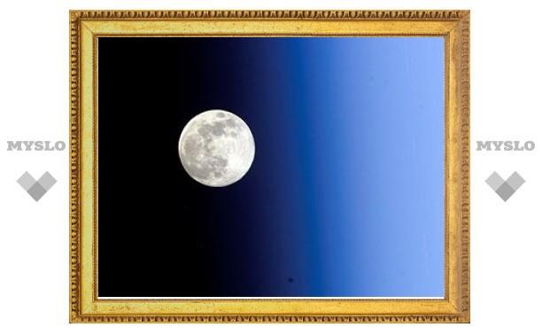 Радиолюбители использовали Луну в качестве ретранслятора