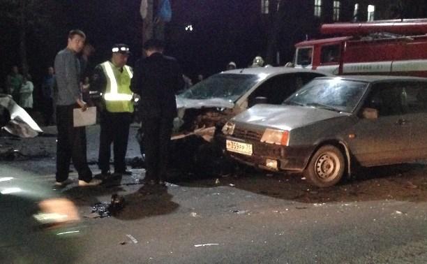 Виновник жуткой аварии 9 мая на проспекте Ленина был трезв