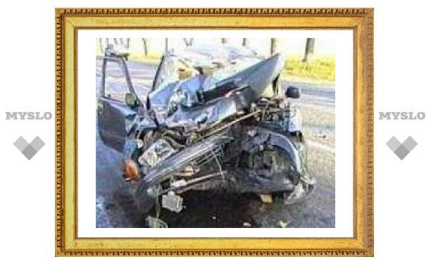 На дорогах Тульской области погибли 4 человека