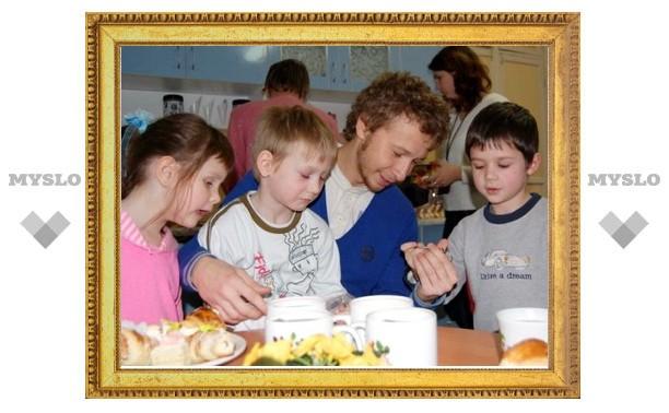 Благотворительная акция «Первоклашка» стартовала в Туле