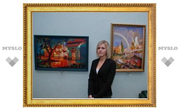 Туляков приглашают на выставку работ Анны Клепаловой