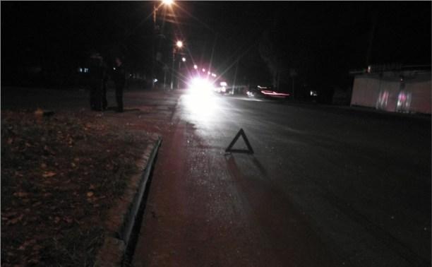 В ДТП в Богородицке пострадал подросток
