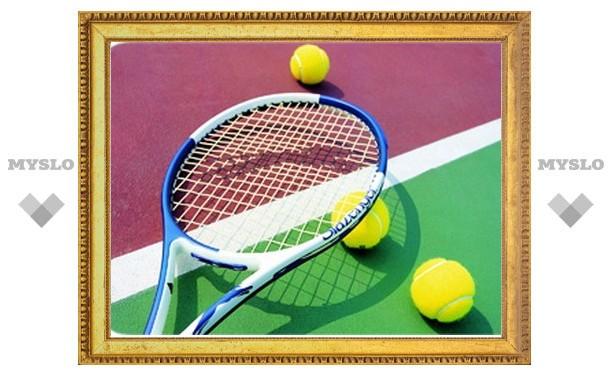 В Туле стартовали открытые первенства области и города по теннису