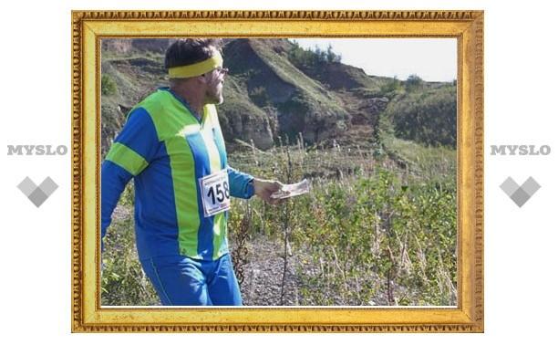 В Ясногорске начался второй этап спортивного ориентирования бегом