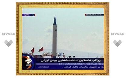 Иран заявил об успешном испытании ракеты-носителя
