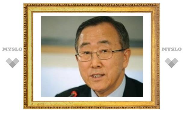 ООН пообещала сократить число голодающих вдвое