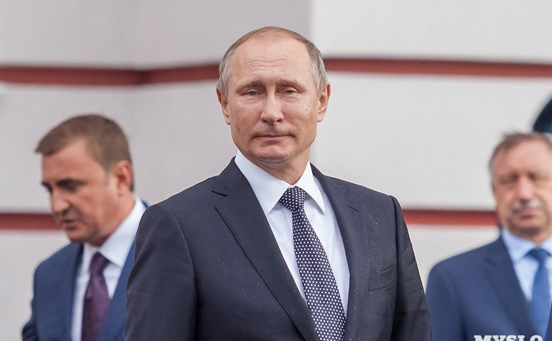 Владимир Путин сегодня празднует 65-летие
