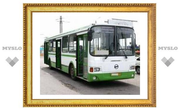 Автобусный поручень чуть не покалечил туляков