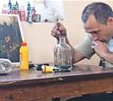 Туляк рассадил сказки по бутылкам