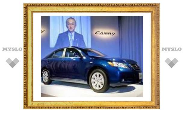 Под Петербургом открылся завод Toyota