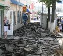 Потерпите, туляки, - тротуары мостят плиткой