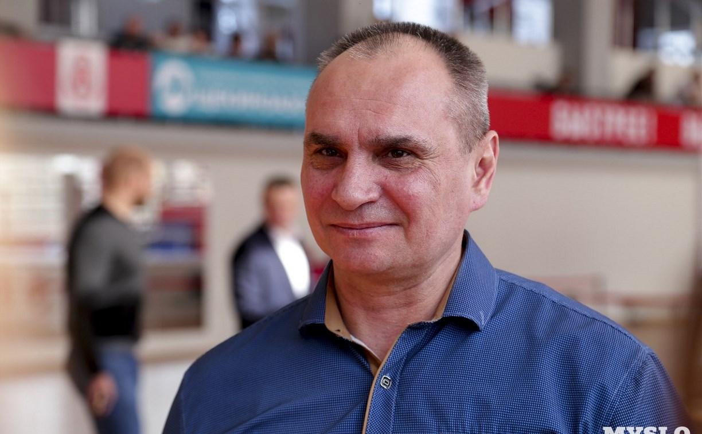 Главой Федерации бокса Тульской области стал Евгений Большешапов