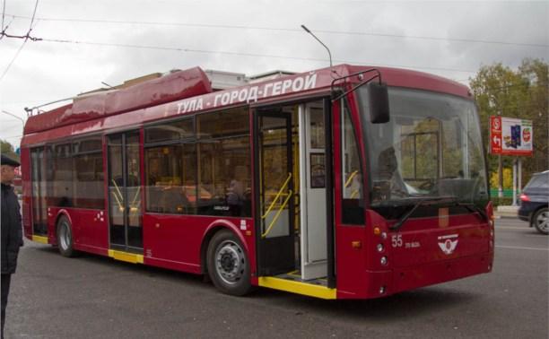 В посёлок Косая Гора будут ходить троллейбусы