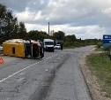 В Тульской области в ДТП пострадали три учительницы