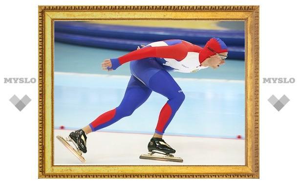 Тульских конькобежцев взяли «на заметку»