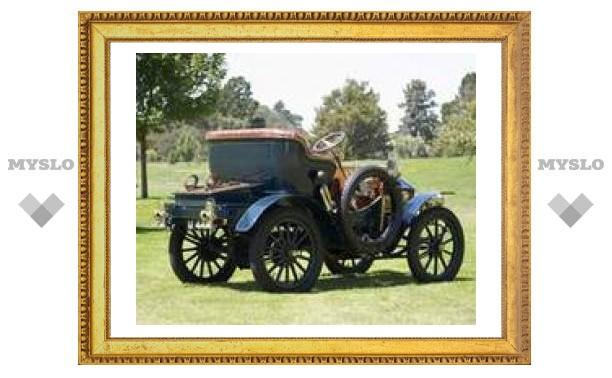 Старейший Rolls-Royce продан за 7,2 миллиона долларов
