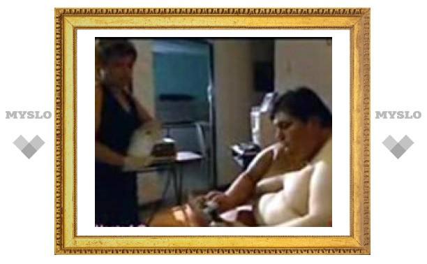 Любовь помогла мексиканцу сбросить 230 килограммов