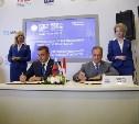 Алексей Дюмин и Борис Сокол подписали соглашение о новом проекте