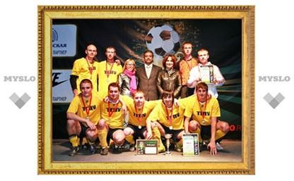 Команда ТГПУ выиграла международный турнир