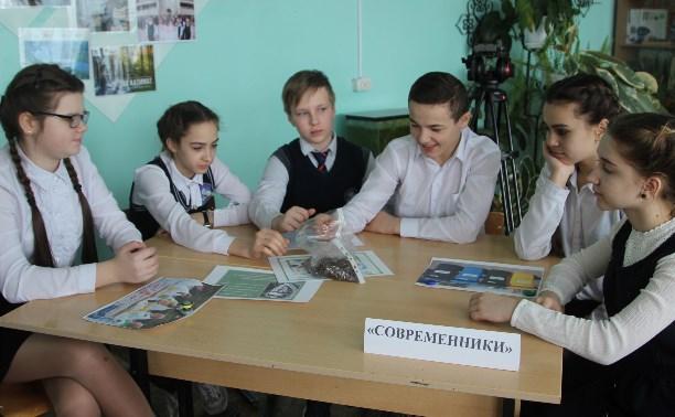 «Хартия» проводит экоуроки в школах Тулы