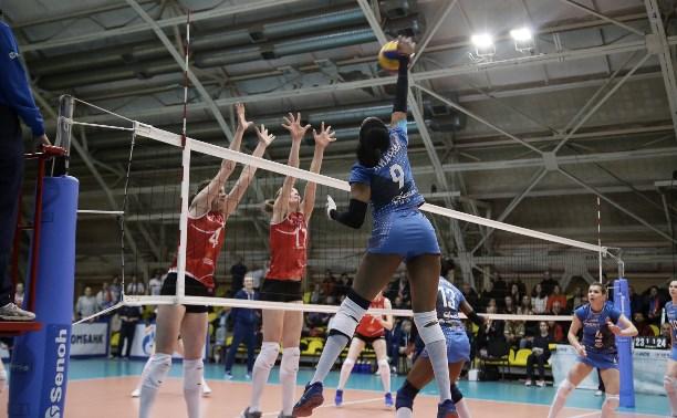 «Тулица» снова обыграла соперниц из Уфы: фоторепортаж